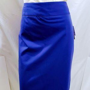 Liz Claiborne Knit Pencil Skirt Size 12 •